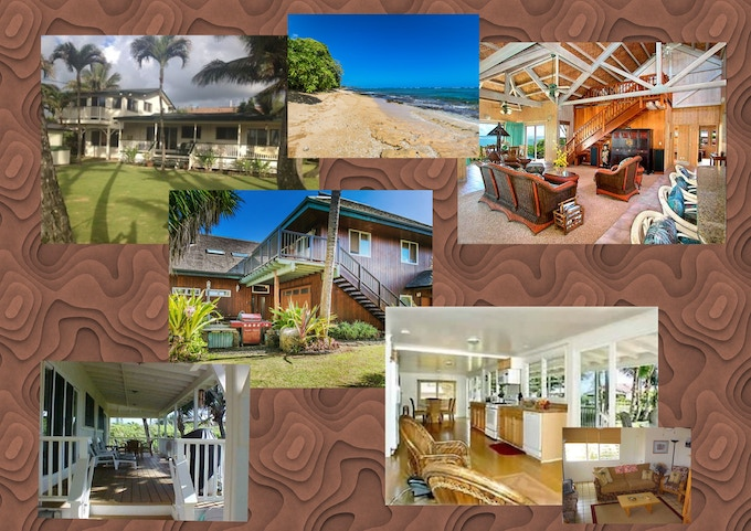 """The Set and living quarters for """"The Ho'okipa Project"""" music video"""
