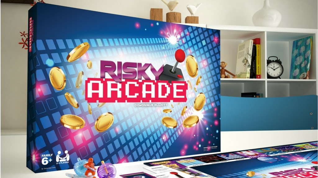 Risky Arcade project video thumbnail