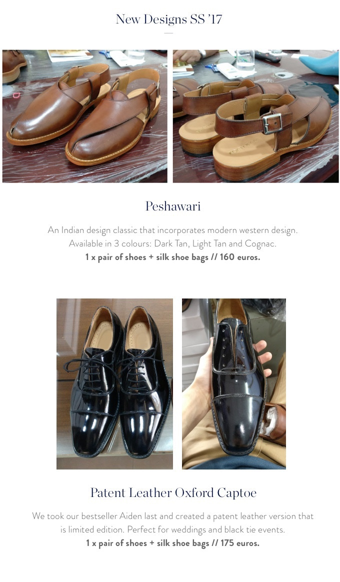 28fa00070dd KOCH & CO. - Goodyear Welted Shoes, Made To Last. by Vishesh Kochher ...