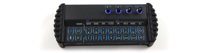 minijam tek.waves wavetable synthesizer