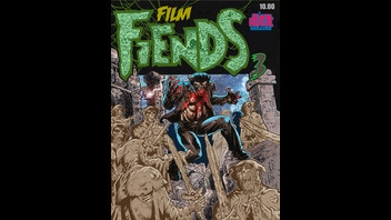 FIENDS #3 zombies, Monsters and maniac Horror.