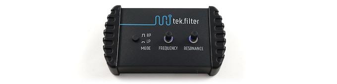 minijam tek.filter analog filter