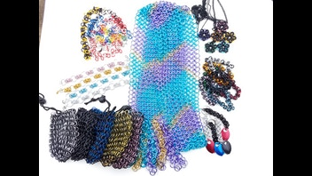 More fun chainmail items