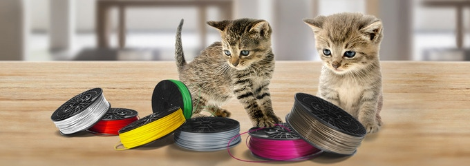 No 'Kitten' -A1: The Best Filament Anywhere