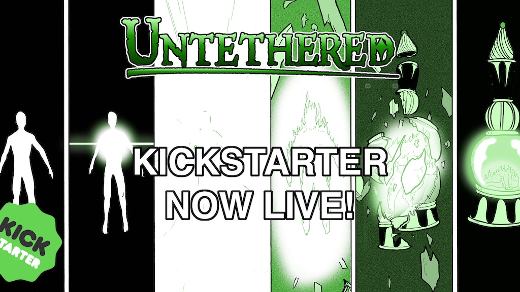 Untethered project video thumbnail