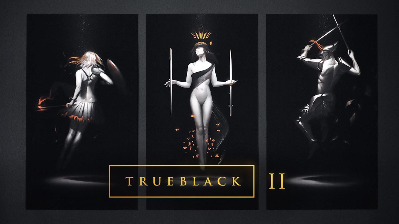 True Black Tarot: Poster set 2 by Arthur Wang — Kickstarter