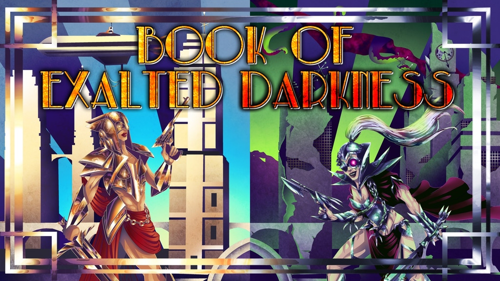 Book of Exalted Darkness: Evil Adventures for 5E project video thumbnail