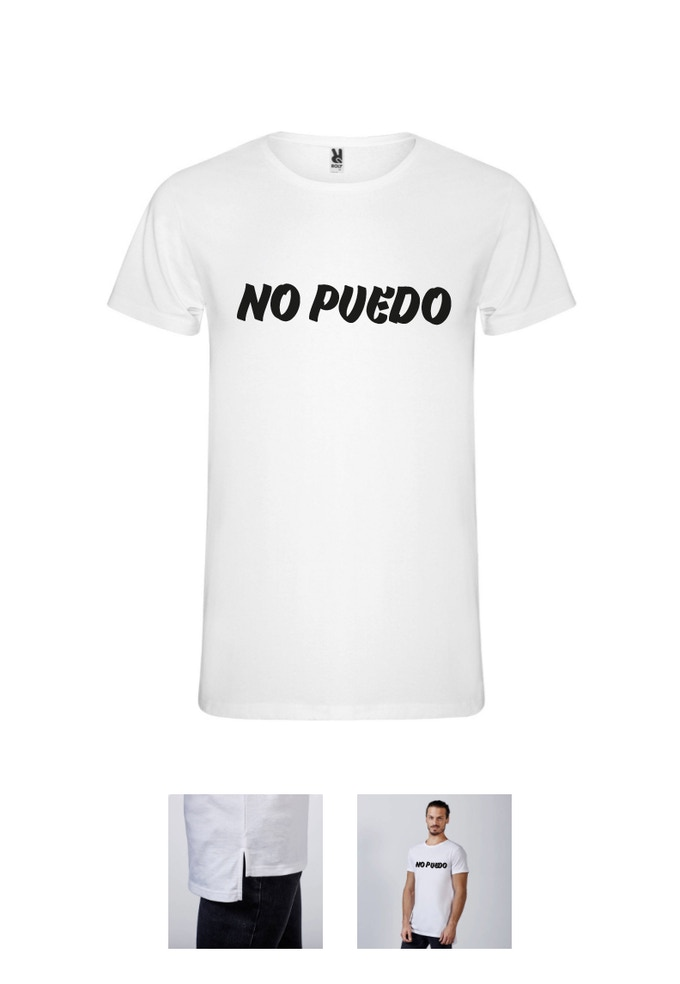 Recompensa: camiseta de chico (t-shirt)
