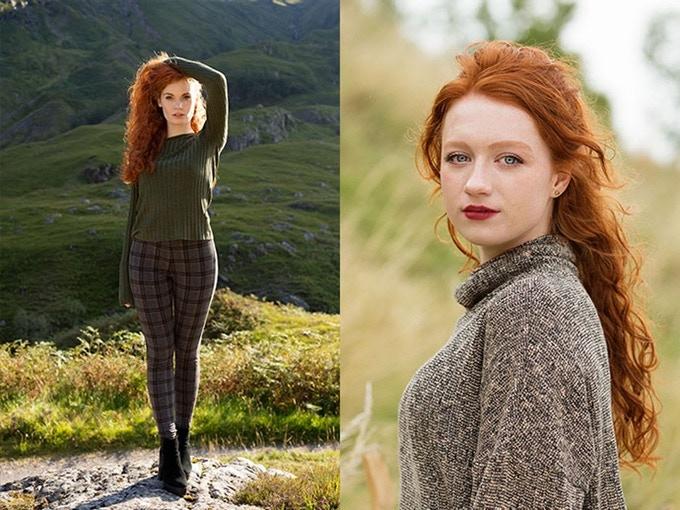 Kirstie & Sophie from Scotland