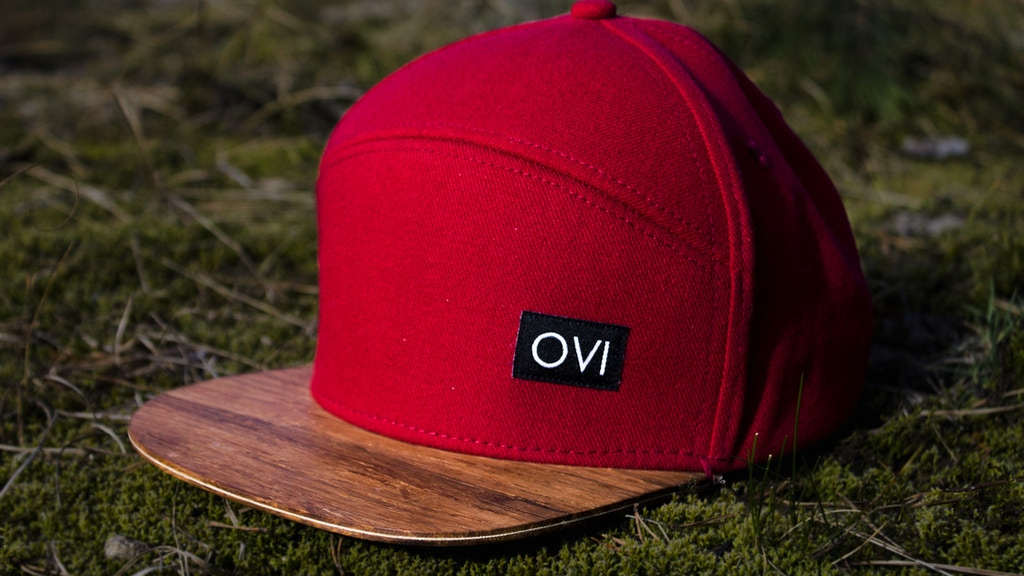 Project image for Wear OVi- Introducing WOODEN brim Caps