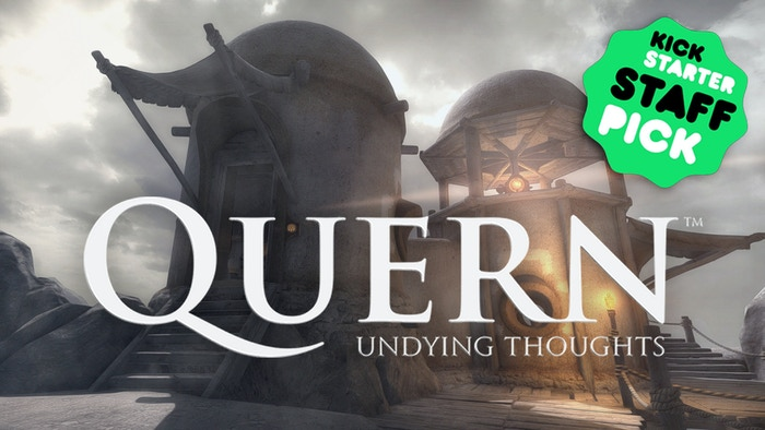 Explore the island of Quern and reveal the secrets of its past and present in this first-person puzzle adventure inspired by Myst.