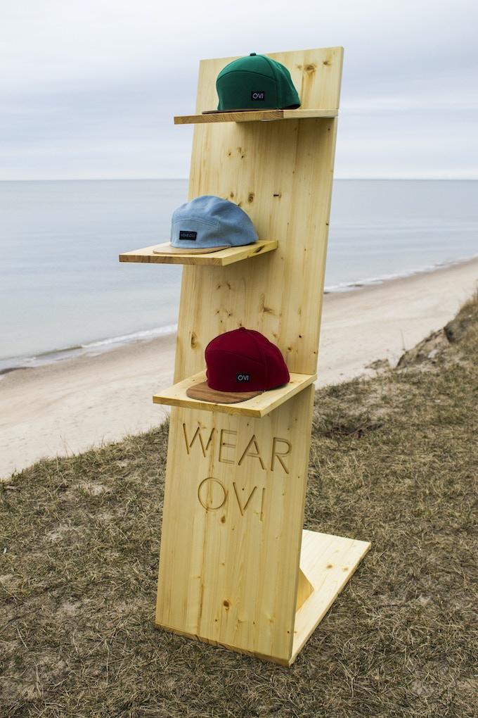 Wear Ovi- Caps