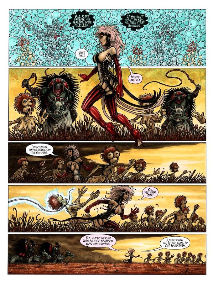 ONIRIA: GENESIS Page.-31