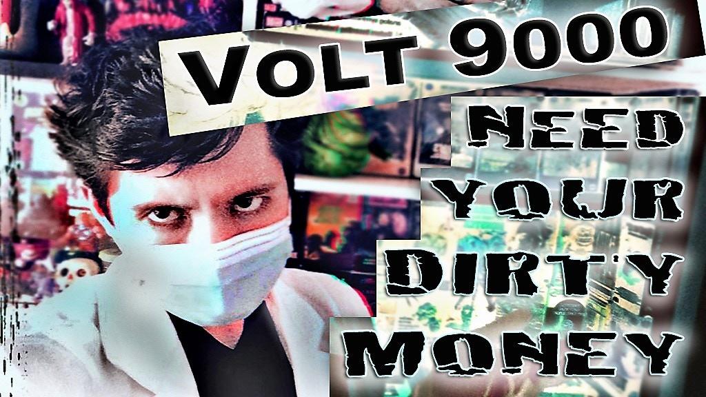 VOLT 9000 | New Album 2017 by Cory Gorski — Kickstarter