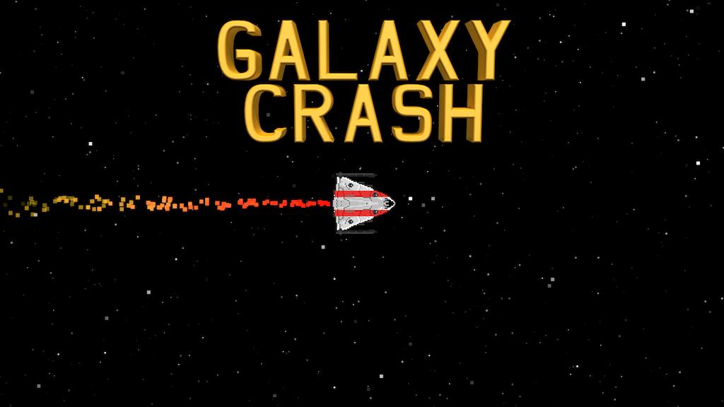 Galaxy Crash project video thumbnail