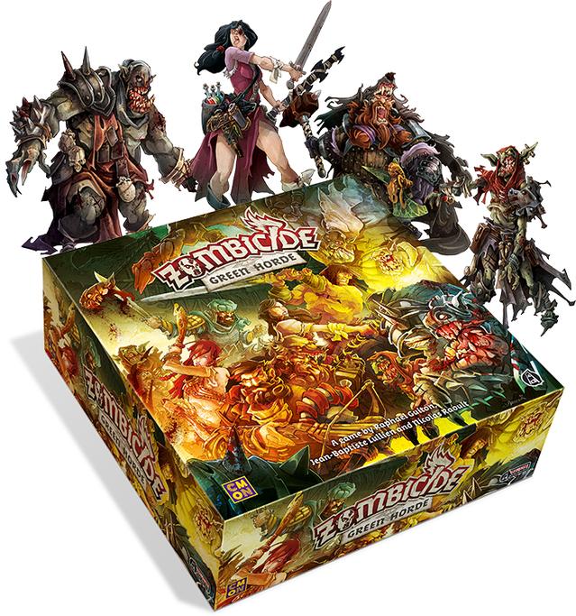 how to set up zombicide tts