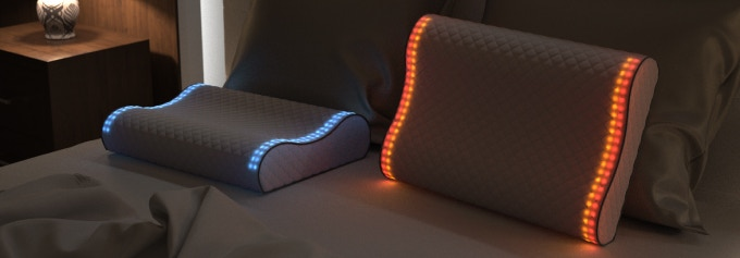 Track your movements, playback disturbances, and get a sleep score