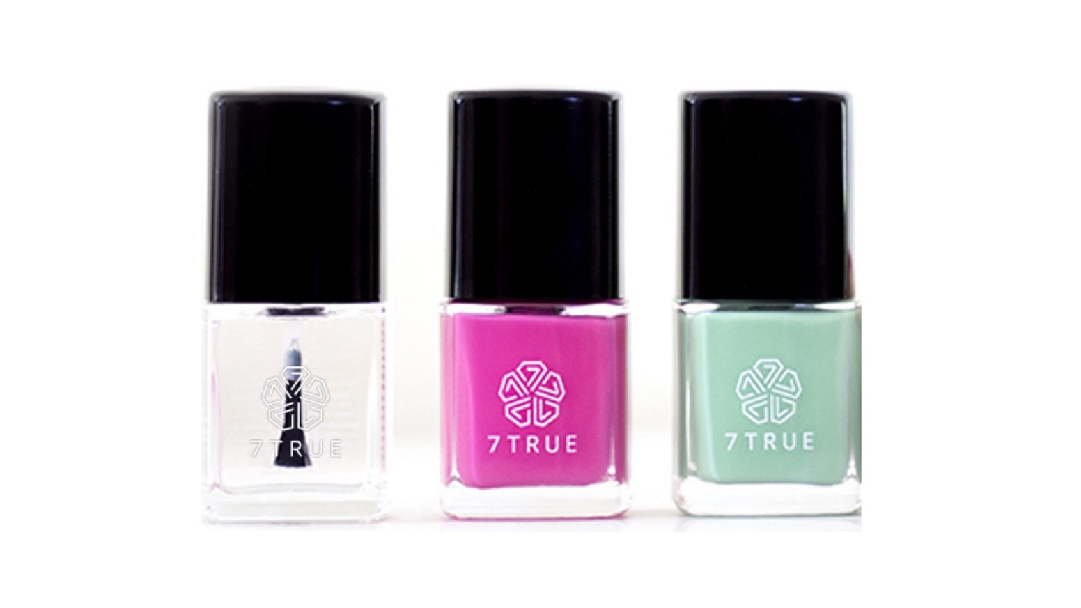 7TRUE Non-Toxic Nail Polish Summer Collection Funding by 7TRUE ...