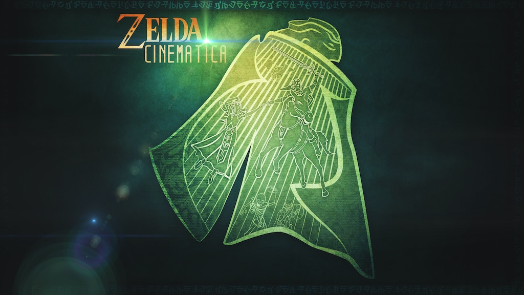 Zelda Cinematica- Symphonic Tribute Album project video thumbnail