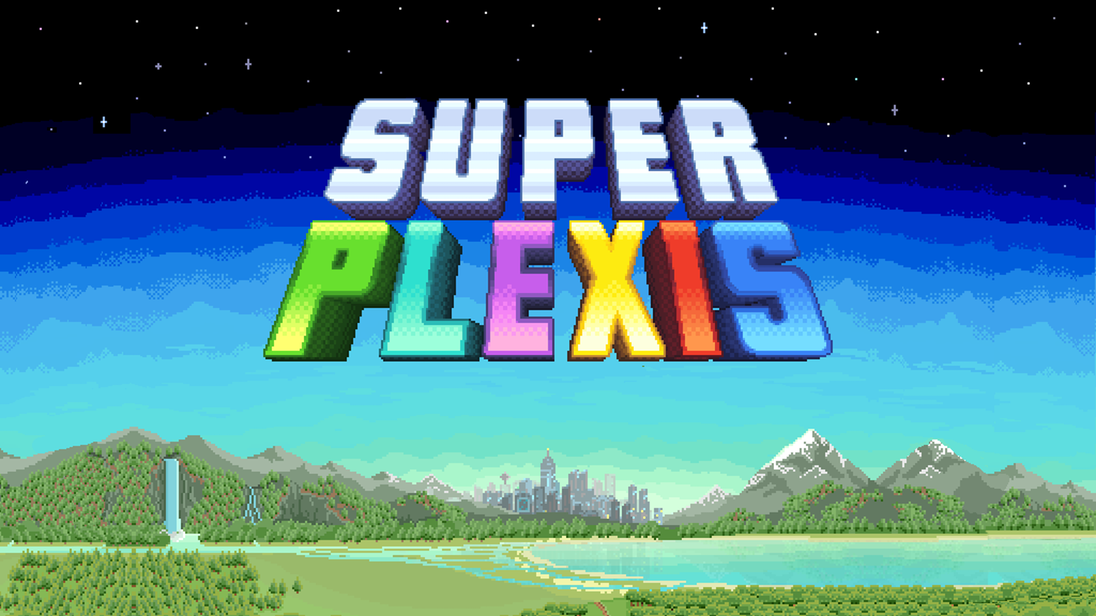 Inspired by games like Tetris Attack, Puzzle League, and Meteos: a twist on the puzzle fighter formula with classic 16-bit SNES flair!
