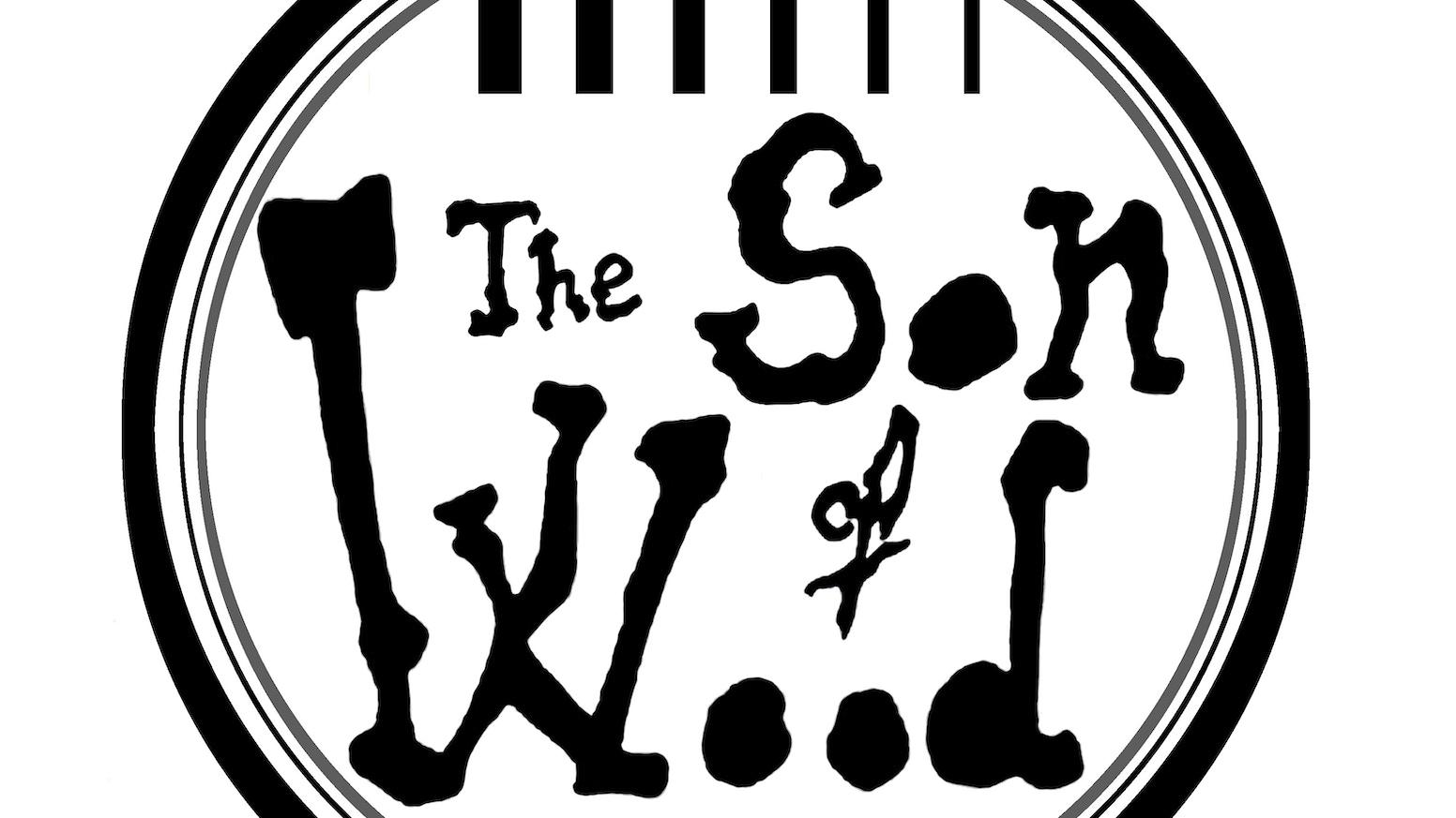 The son of Wood. Grabación del Primer EP by The son of