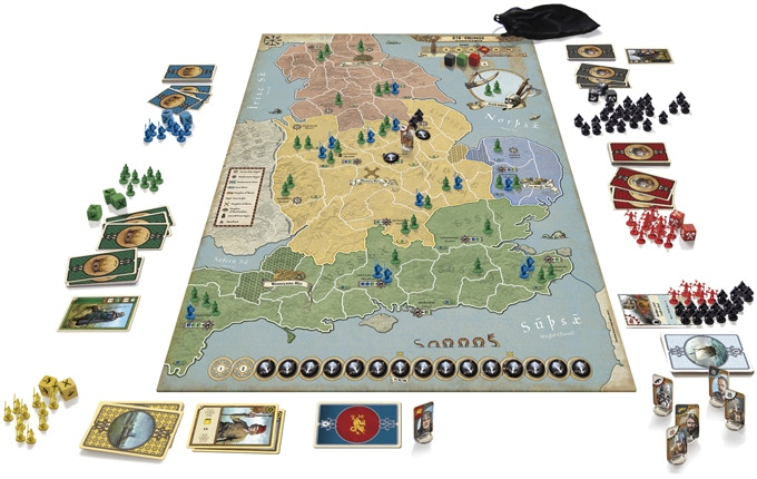 878 Vikings - Invasions of England by Academy Games — Kickstarter