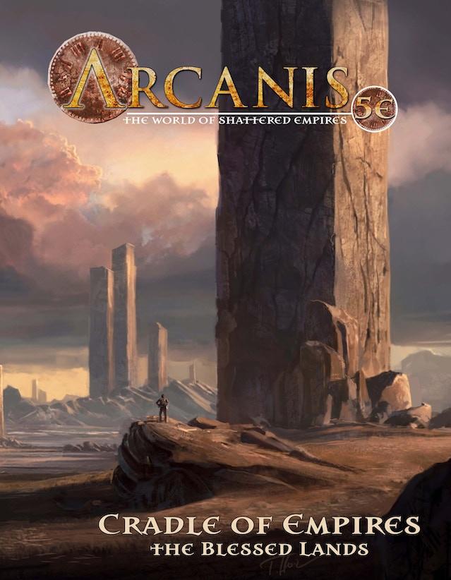 Arcanis 5E RPG by Henry Lopez — Kickstarter