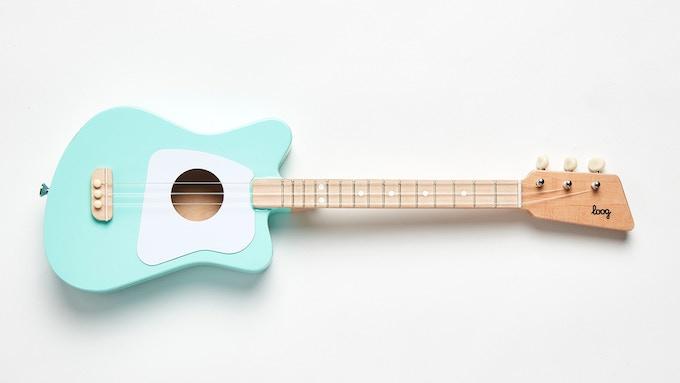 Loog Pro & Loog Mini: The ultimate beginners\' guitars by Rafael ...