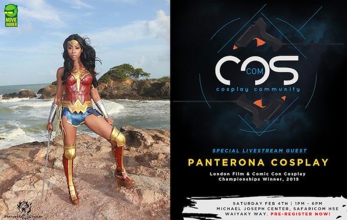 Panterona Cosplay