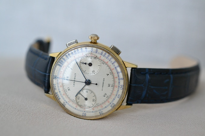 Lebois & Co Chronograph from the 1930's