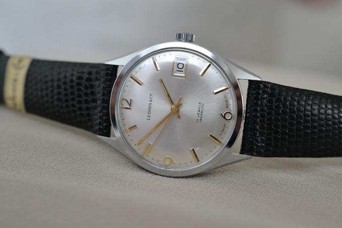 Vintage Lebois & Co Date