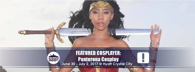 Panterona Cosplay Featured Guest @ BlerDCon