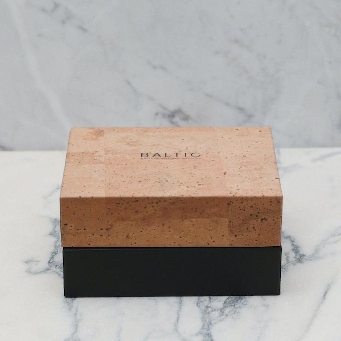 BALTIC Cork Box