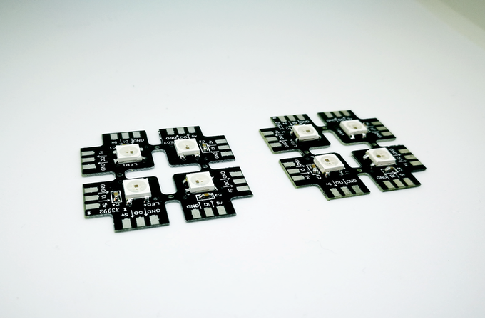 Corner adapters