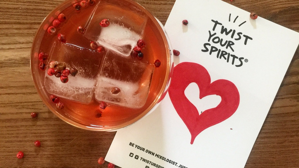 Twist Your Spirits Cocktail Kits project video thumbnail