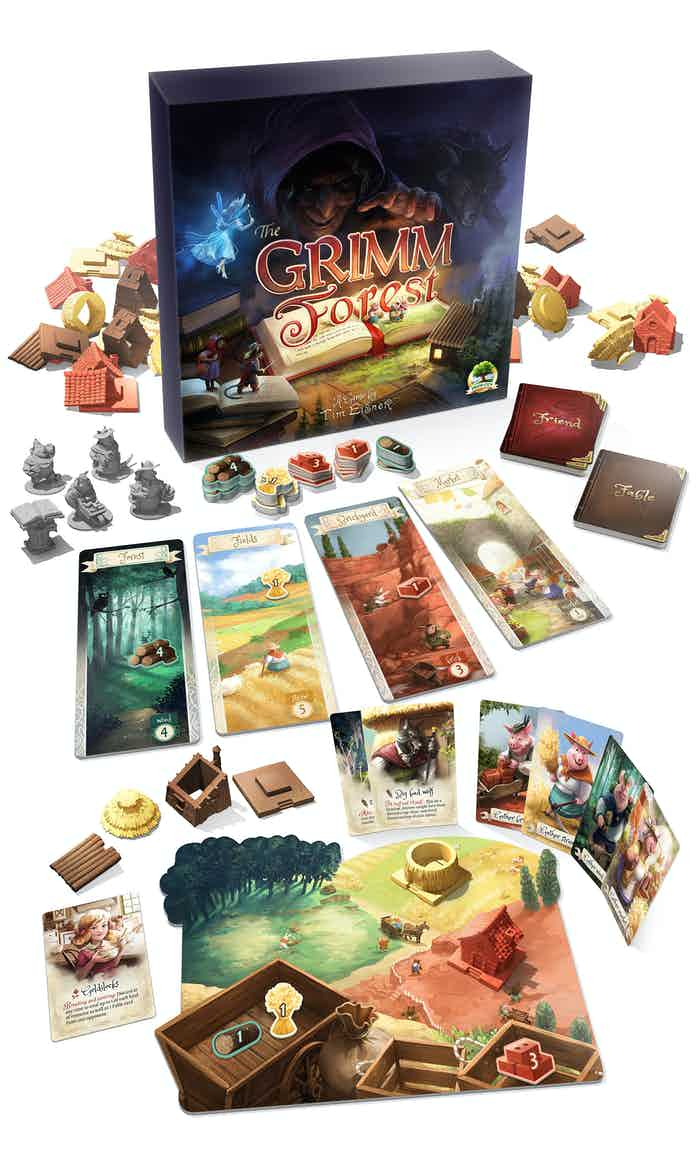 Example of creative from Grimm Forest that performed well with Druid City fans