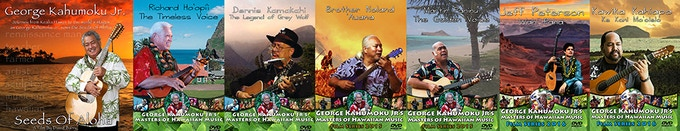 Masters of Hawaiian Music Film Series