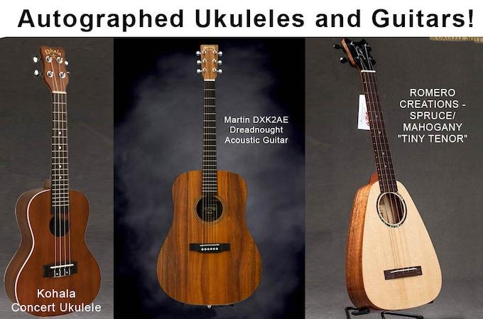 Autographed Instruments