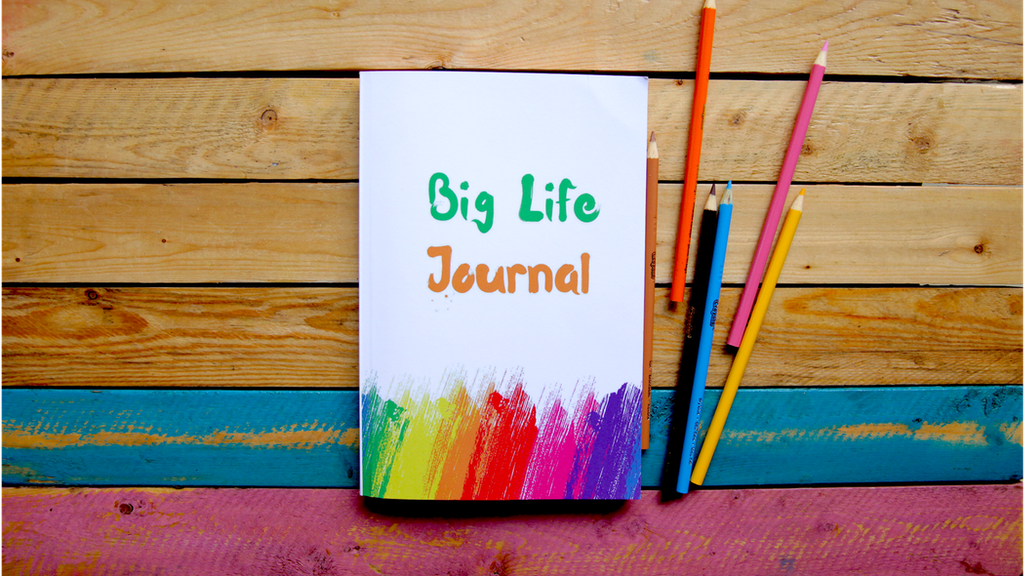Big Life Journal: A Groundbreaking New Journal for Kids project video thumbnail
