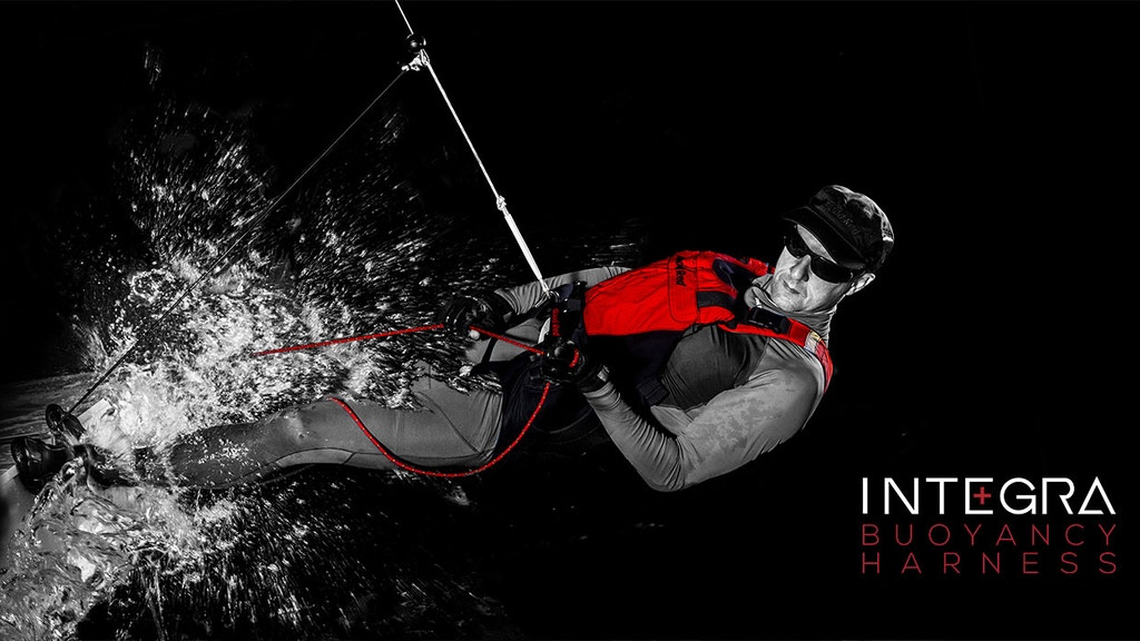 INTEGRA - buoyancy trapeze harness project video thumbnail