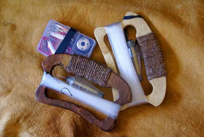 My Wooden Handlines