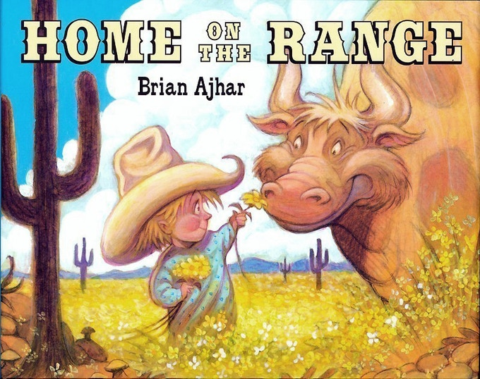 Brian Ajhar Book and Original Drawing Package