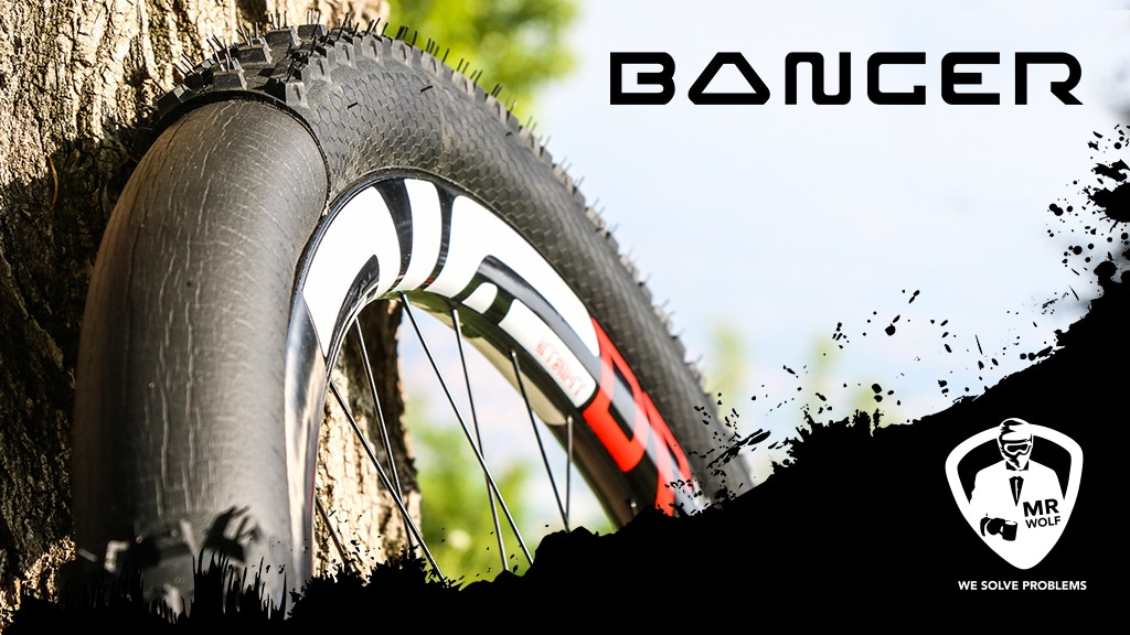 Anti-flat system for MTB & eBike | Banger by MrWolf project video thumbnail