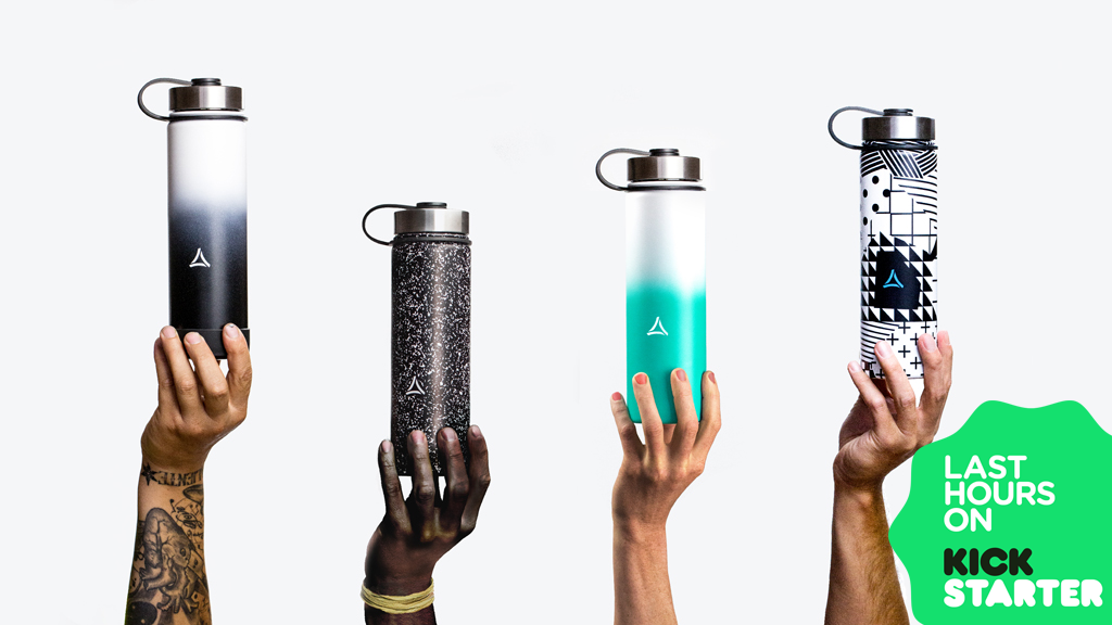 Cask | The Insulated Bottle Crafted From Inspiration project video thumbnail