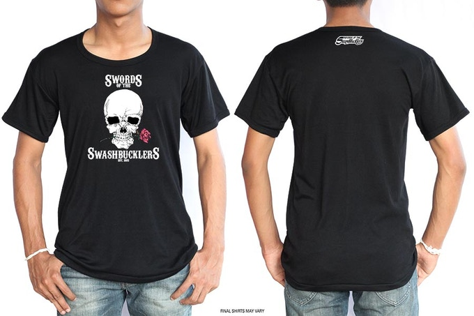 Swords of the Swashbucklers Men's T-Shirts