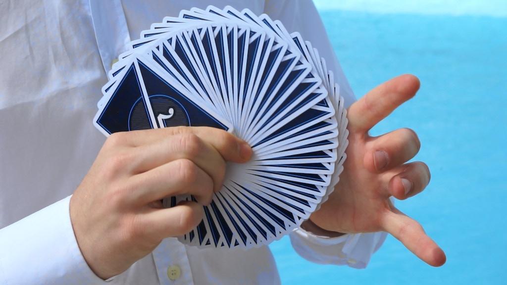 Juggler Playing Cards project video thumbnail