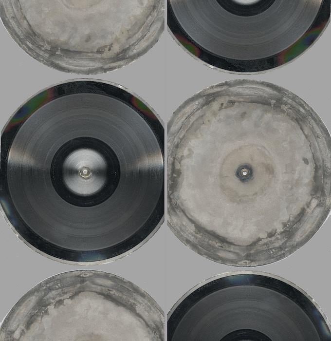 Coil Ape pressing plate