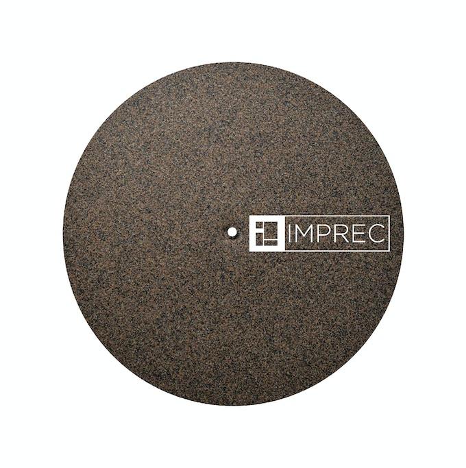 Cork platter pad
