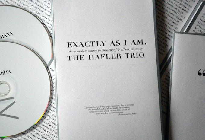 Hafler Trio w/ Jonsi Birgisson (Sigur Ros) 2CD