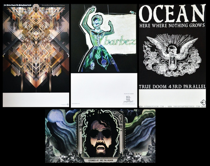 Promo poster pack